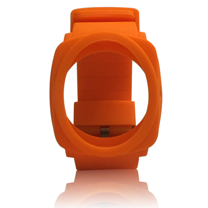 floridian orange watch strap
