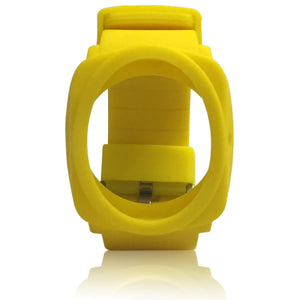 floridian yellow watch strap