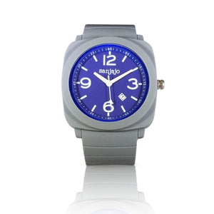 sanjajo floridian blue watch