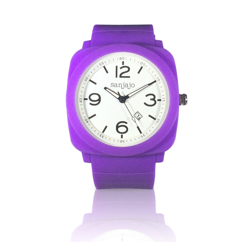sanjajo floridian purple watch