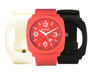 sanjajo floridian red watch combo pack