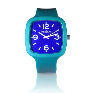 sanjajo the mar blue watch