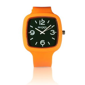 sanjajo the mar forrest green watch