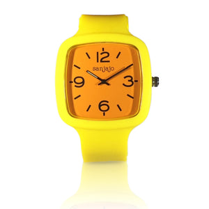 sanjajo the mar orange watch