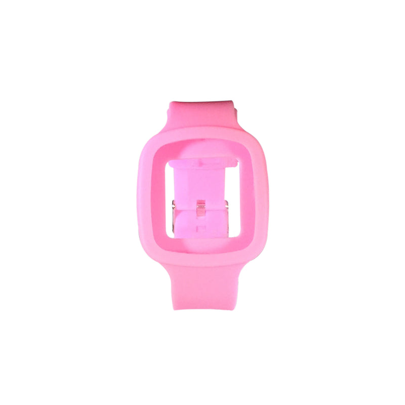 the mar pink watch strap