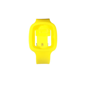 the mar yellow watch strap