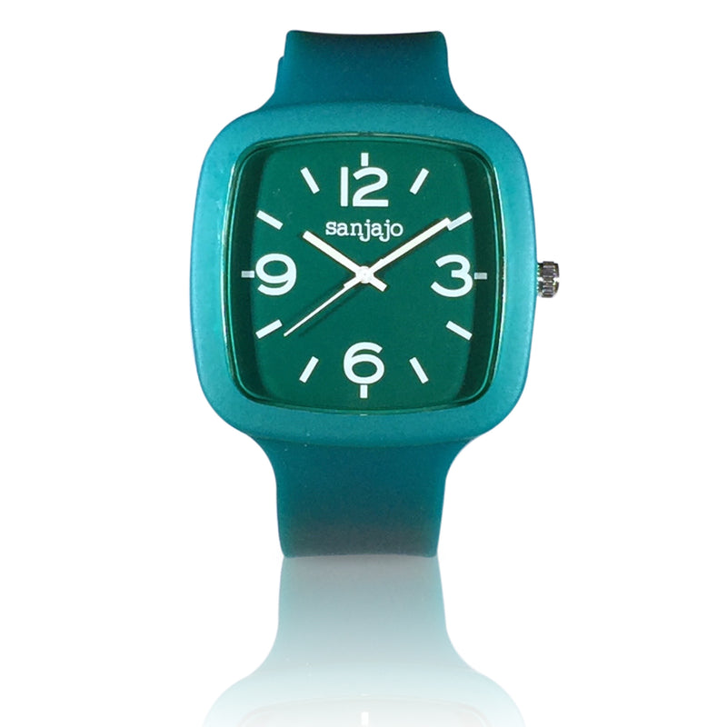 sanjajo the mar teal watch