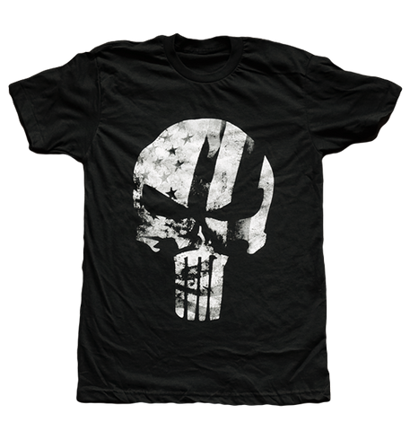 Punisher Flag - Liberty 13  - 1