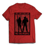 We The People - Liberty 13 - Men's 2A Graphic Tee