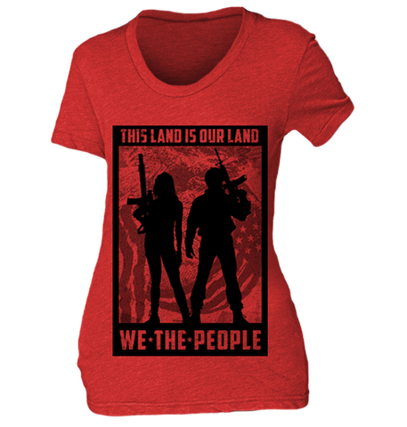 We The People - Ladies - Liberty 13  - 1