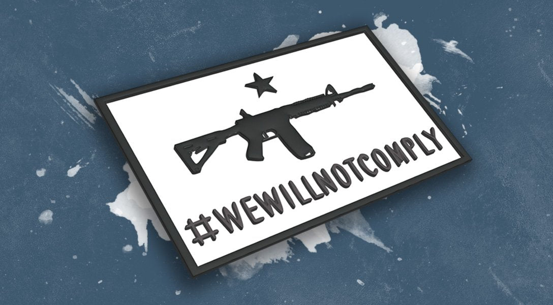 Liberty 13 - We Will Not Comply