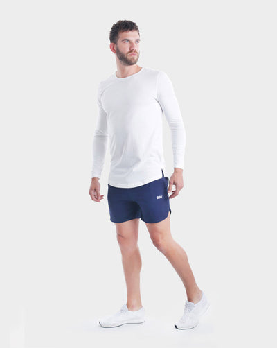 BIINKDRY 2-in-1 Training Shorts MK.II - Navy