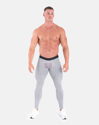 BIINKDRY Training Tights - Arctic Grey