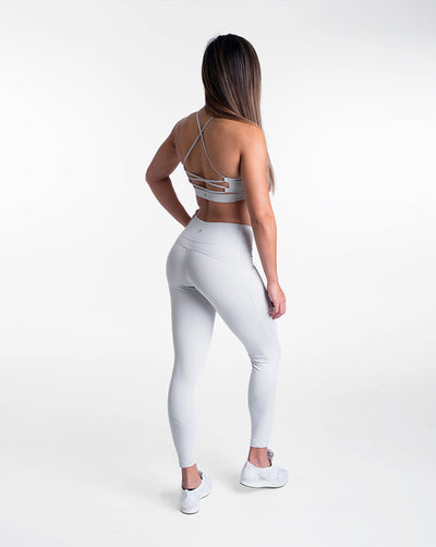Contour Leggings - Cool Grey