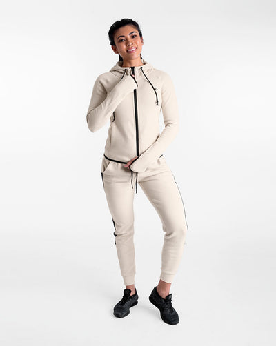 Crossfleece Set - Ivory