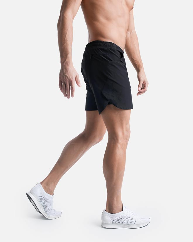 BIINKDRY 2-in-1 Training Shorts MK.II - Jet Black