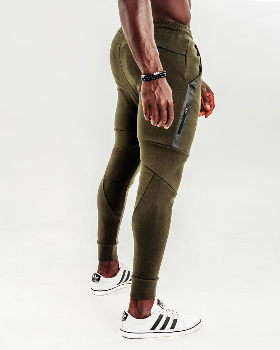CrossFleece MK.II Bottoms - Hunter Green