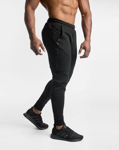 CrossFleece MK.II Bottoms - Black