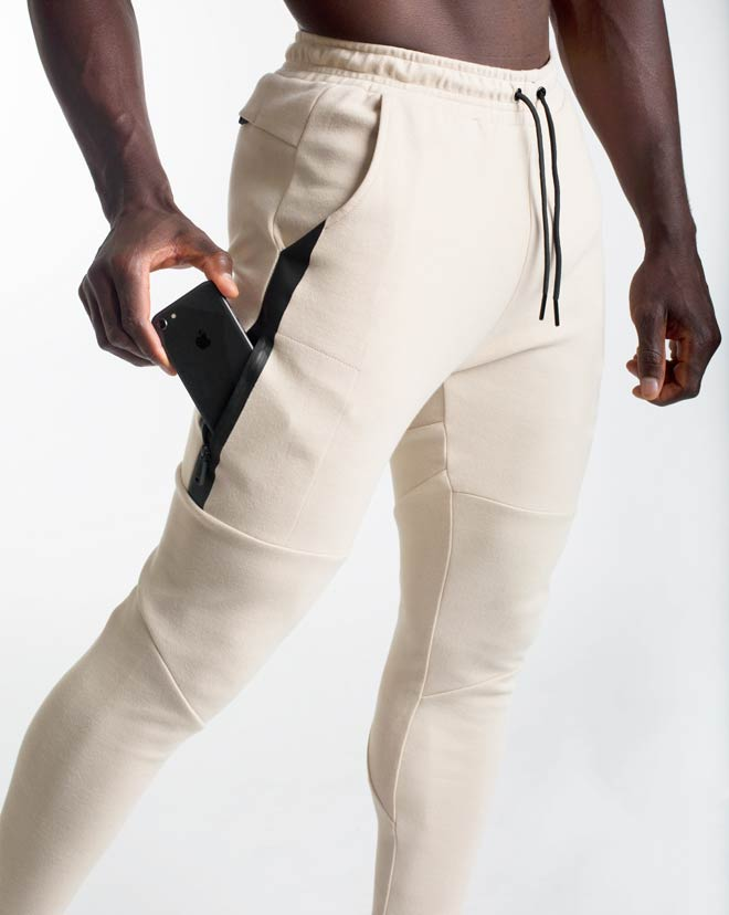 CrossFleece MK.II Bottoms - Ivory