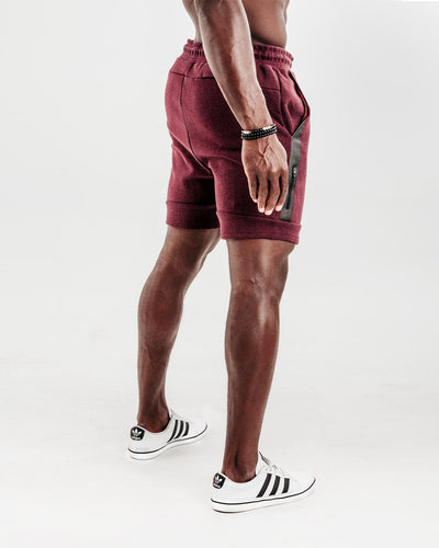 CrossFleece MK.II Shorts - Port