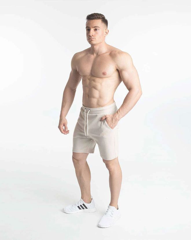 Imperial Fitted V2 Shorts - Cream
