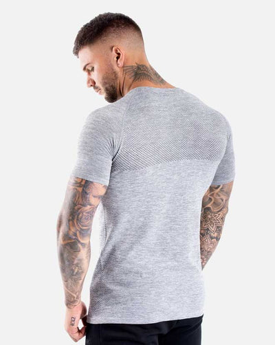 Seamless Knit Shirt - Slate