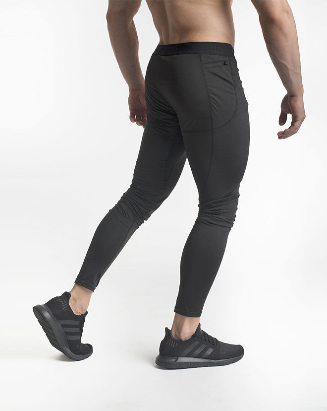 BIINKDRY Training Tights - Stealth Black
