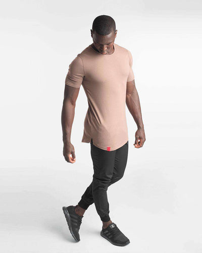 Shirt - Scoop V2 - Cardinal V2 Scoop Tee - Pale Brown
