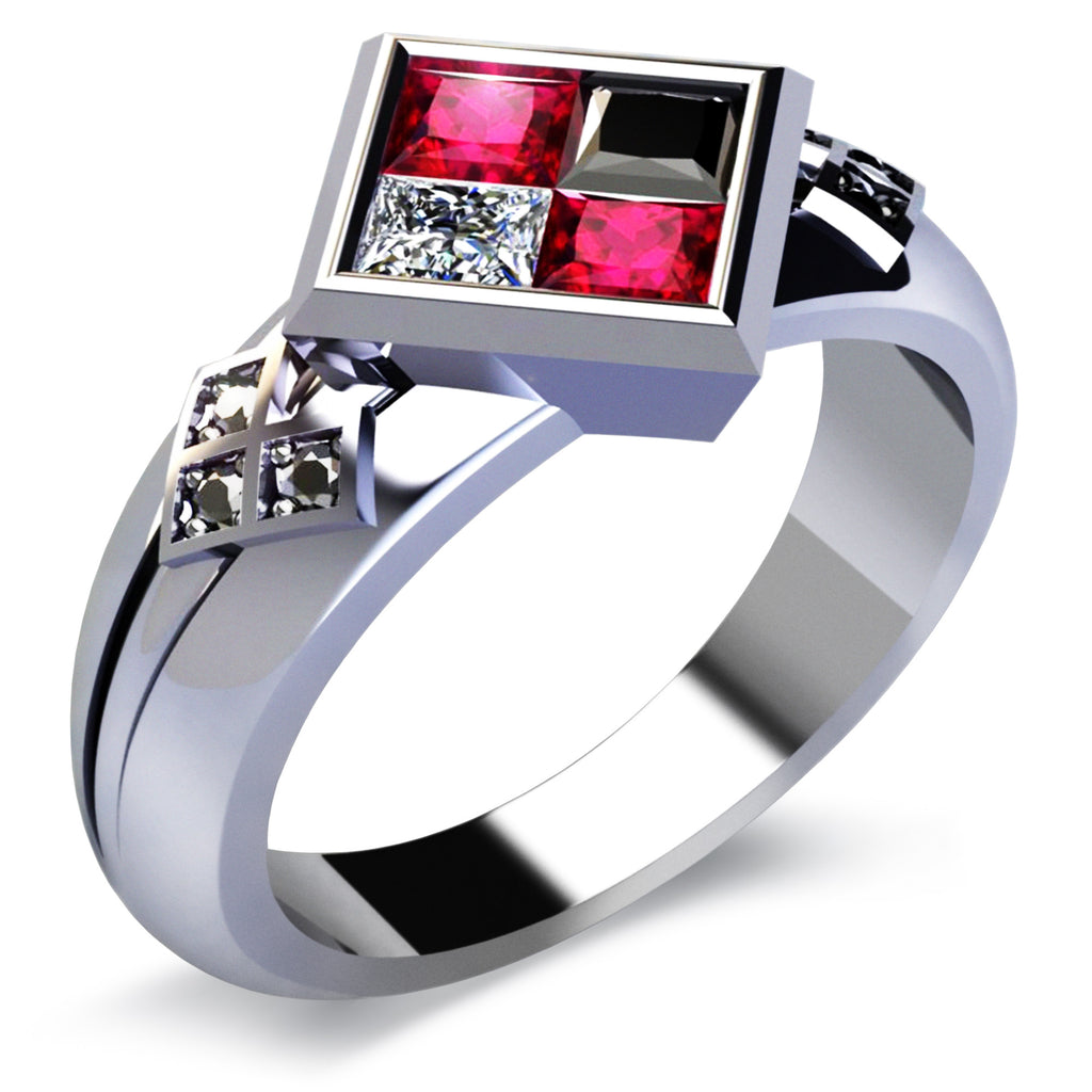Harley Quinn Engagement Ring For Sale