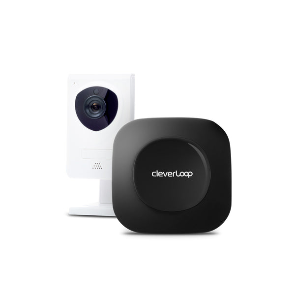 CleverLoop Security System with 1 Camera