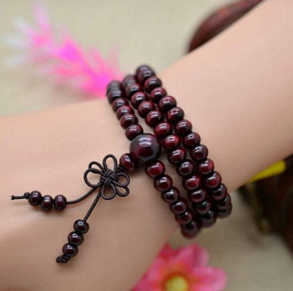 Sandalwood Buddha Meditation Bracelet - 75% OFF + FREE SHIPPING