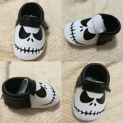 Jack Baby Shoes - Hand Made - 50% OFF + FREE SHIPPING