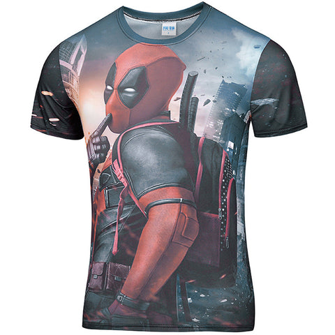 Deadpool Badass T-Shirts - 60% OFF + FREE SHIPPING