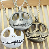 Jack Skull Necklace - 50% OFF + FREE SHIPPING