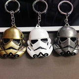 STORMTROOPER MASK KEYCHAIN - 60% OFF + FREE SHIPPING