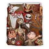 New Jack and Sally Bedding Set