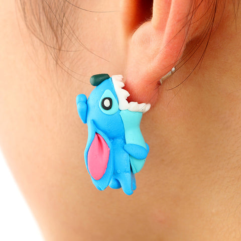 Stitch Earrings