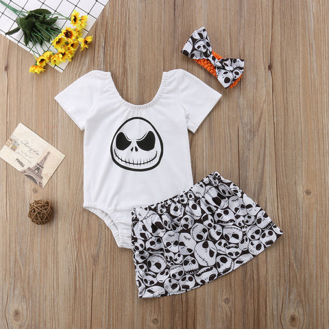New Jack Baby Girl 3pcs Set