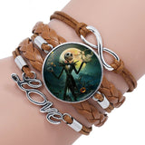 Jack & Sally Love Bracelet - 50% OFF + FREE SHIPPING!