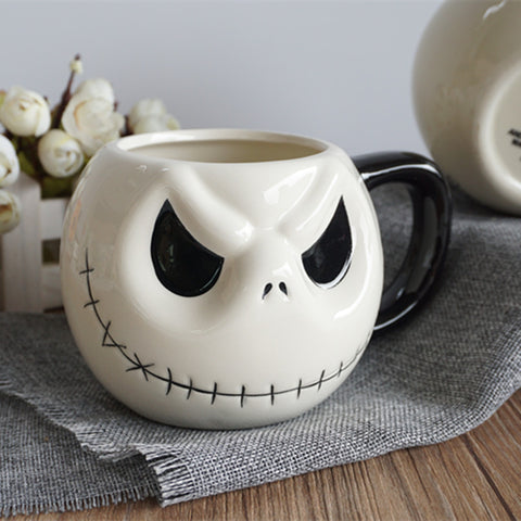 Jack Skellington Mug - 50% OFF + FREE SHIPPING
