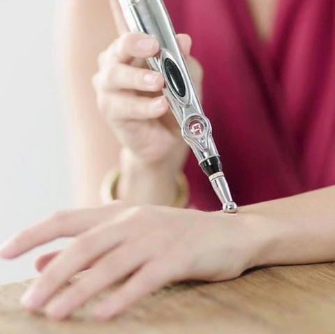 ELECTRONIC ACUPUNCTURE PEN - 50% OFF