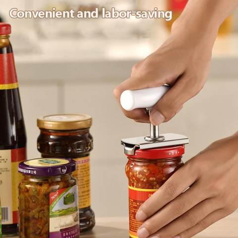 Labor-Saving Can Opener - 60% OFF