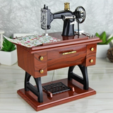 Sewing Music Box - 50% OFF