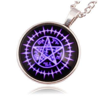 Supernatural Pentacle Necklace