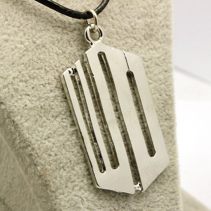 Doctor Who Police Hollow Necklace