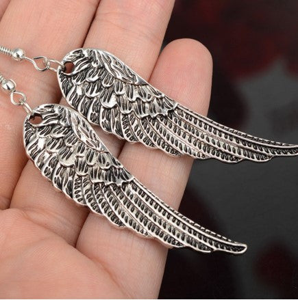 Supernatural Angel Wings Earrings - 60% OFF + FREE SHIPPING