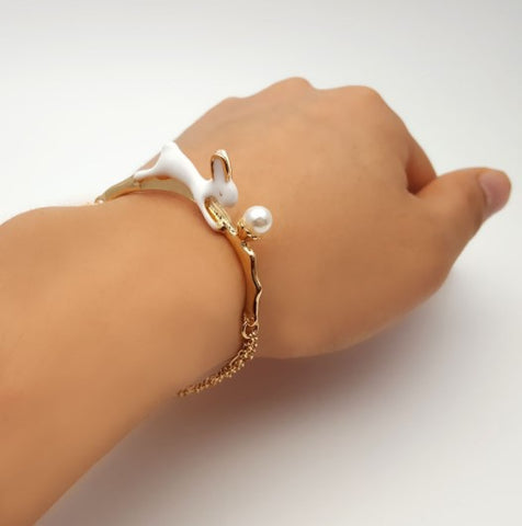 Alice in Wonderland Bracelet - 50% OFF + FREE SHIPPING