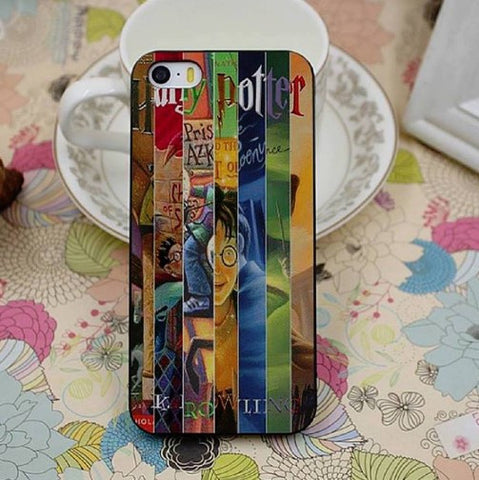 Harry Potter All Books Iphone Case - 60% OFF + FREE SHIPPING