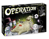 Nightmare Before Christmas 25 Years Operation Board Game
