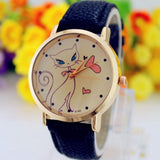 New Cat Cat Cartoon Watches - 75% OFF + FREE SHIPPING
